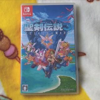 Nintendo Switch - 聖剣伝説3 トライアルズオブマナ