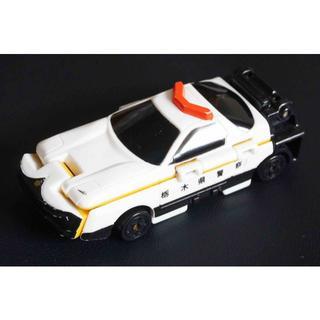 バンダイ(BANDAI)のブーブ FR09 ホンダ NSX~栃木県警察 パトカー(ミニカー)