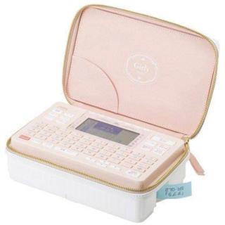 キングジム - キングジム ラベルライター「テプラ」PRO ピンク SR-GL2