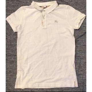 BURBERRY - 美品 バーバリー ポロシャツ  10Y 140cm