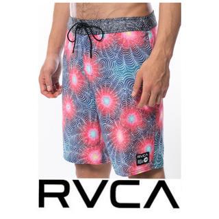 ルーカ(RVCA)の30インチ RVCA ルーカ ルカ ボードショーツ 水着 サーフパンツ(水着)