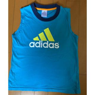 アディダス(adidas)のadidas タンクトップ ランニング Tシャツ(Tシャツ/カットソー)