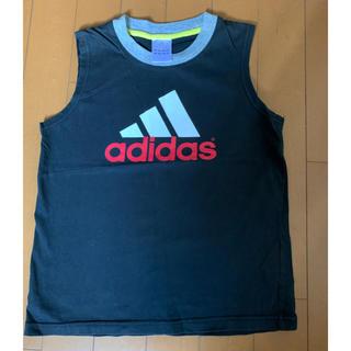アディダス(adidas)のadidas  タンクトップ ランニングTシャツ(Tシャツ/カットソー)
