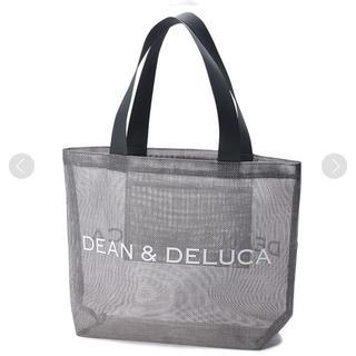DEAN & DELUCA - ディーンアンドデルーカ Lサイズ メッシュトートバッグ