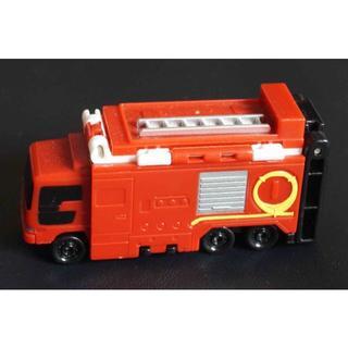 バンダイ(BANDAI)のブーブ FR05 日野レンジャートラック~化学消防車(ミニカー)