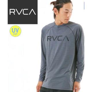ルーカ(RVCA)のMサイズ RVCA ルーカ ラッシュガード メンズ ルカ 日焼け止め(水着)