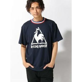 ルコックスポルティフ(le coq sportif)の(新品) lecoq Tシャツ(Tシャツ/カットソー(半袖/袖なし))