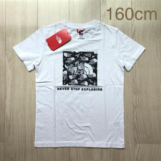 THE NORTH FACE - 再入荷【日本未入荷】ザ ノースフェイス 総柄ボックスロゴ Tシャツ 160