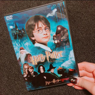 ユニバーサルスタジオジャパン(USJ)のハリーポッターと賢者の石 DVD(外国映画)