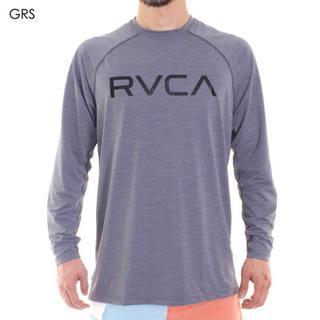 ルーカ(RVCA)のLサイズ RVCA ルーカ ラッシュガード メンズ ルカ 日焼け止め(水着)