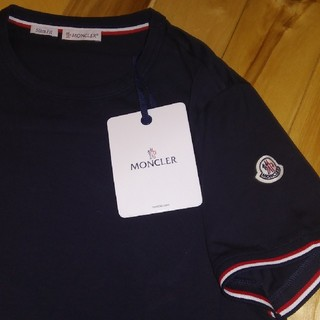 MONCLER - 本日限定値下げ 新品 MONCLER Tシャツ