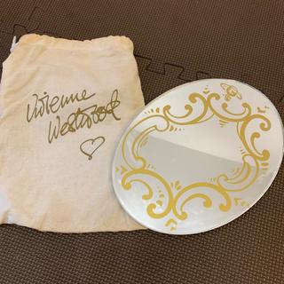 ヴィヴィアンウエストウッド(Vivienne Westwood)のviviennewestwood ムック本符録ミラー(ミラー)