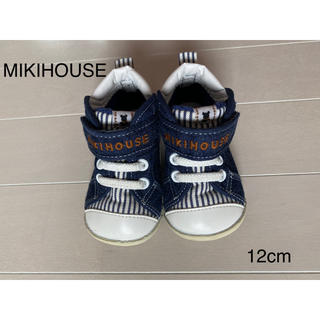 mikihouse - MIKI HOUSE ファーストシューズ