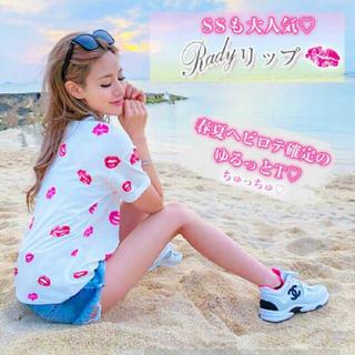 Rady - ♡Rady♡ リップTシャツ