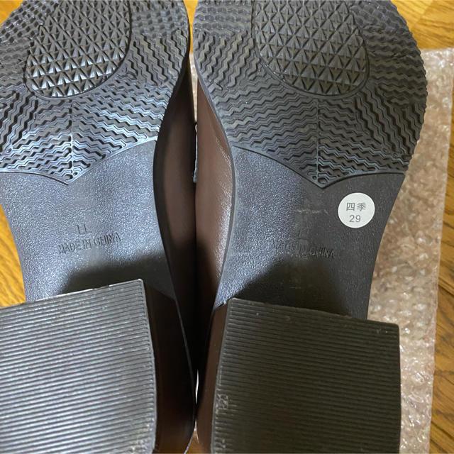 しまむら(シマムラ)のしまむら プチプラのあや ヒールローファー レディースの靴/シューズ(ローファー/革靴)の商品写真