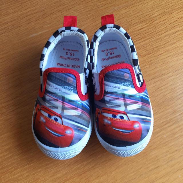 Disney(ディズニー)のやす 様 よろしくお願い致します! キッズ/ベビー/マタニティのキッズ靴/シューズ(15cm~)(スニーカー)の商品写真