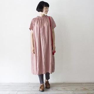 nest Robe - 【小豆様専用です】nestRobeネストローブ  家じかん3wayドレス