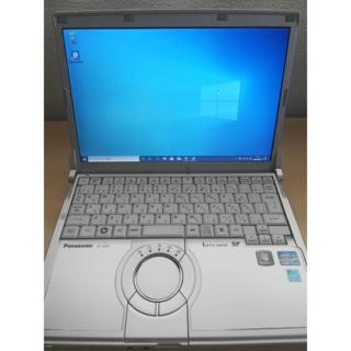 Panasonic - ノートパソコン Panasonic CF-N10 Windows10 i5