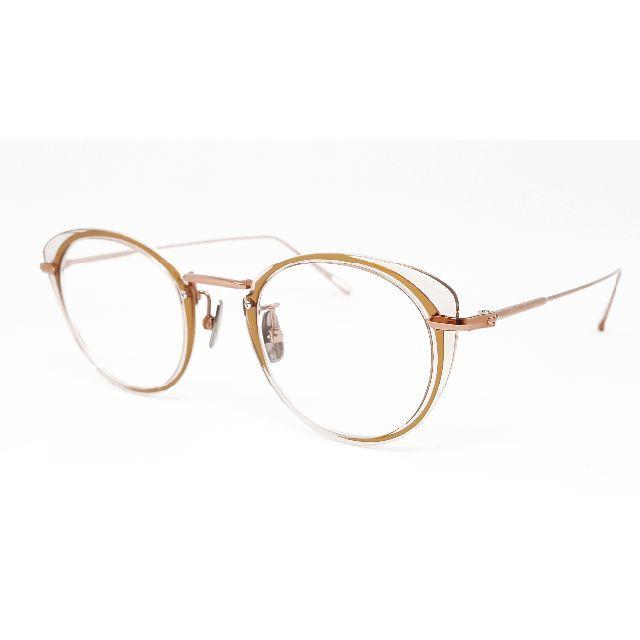 Ayame(アヤメ)の新品未使用 YUICHI TOYAMA. ユウイチトヤマ コンビネーション レディースのファッション小物(サングラス/メガネ)の商品写真