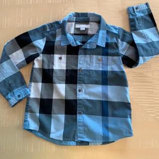 BURBERRY - バーバリー 長袖シャツ 3Y 98cm