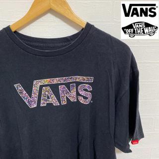 VANS - 【VANS】ビックロゴ Tシャツ