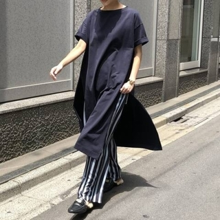 L'Appartement DEUXIEME CLASSE - L'Appartement BOATNECK カットソーワンピース
