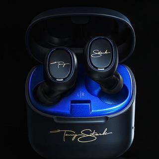 audio-technica - ATH-CK3TW TS Tony Stark トニースタークモデル イヤホン