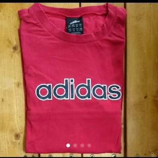 アディダス(adidas)のアディダス 未使用 半袖Tシャツ(Tシャツ/カットソー)
