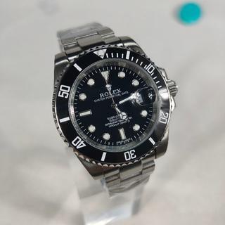 ROLEX - ロ.レックス 腕時計 時計 黒 人気 メンズ ダイビングシリーズ