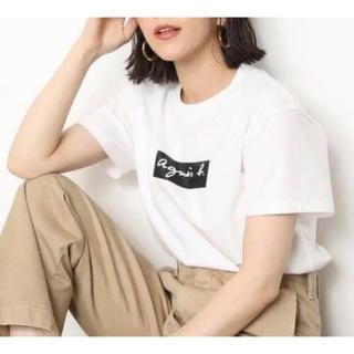 agnes b. - アニエスベー  レディース Tシャツ    Mサイズ