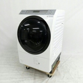 Panasonic - Panasonic NA-VX800AL ななめドラム洗濯機 ドラム式 洗濯機