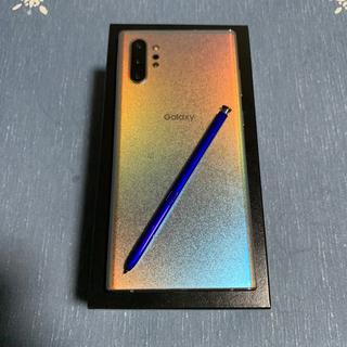Galaxy - Galaxy note10plus 楽天モバイル対応 SIMフリー