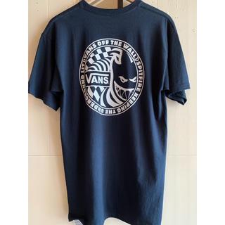 VANS - VANS × SPITFIRE コラボTシャツ メンズ 半袖 Mサイズ
