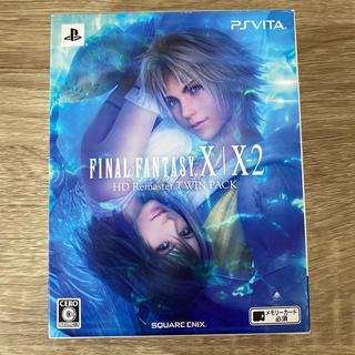 ファイナルファンタジーX/X-2 HD リマスター TWIN PACK Vita
