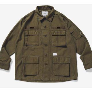 W)taps - Wtaps jungle shirt M