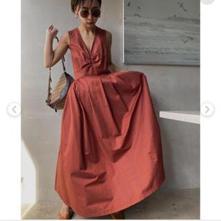 Ameri VINTAGE - LADY ATTRACTIVE DRESS スナイデル フレイアイディー ザラ