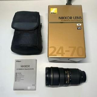Nikon - AF-S NIKKOR 24-70mm f/2.8E ED VR