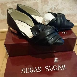 シュガーシュガー(Sugar Sugar)のシュガーシュガー リボンパンプス(ハイヒール/パンプス)