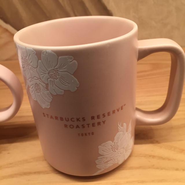 Starbucks Coffee(スターバックスコーヒー)のスターバックス リザーブ ロースタリー 東京1周年記念 マグカップ インテリア/住まい/日用品のキッチン/食器(食器)の商品写真