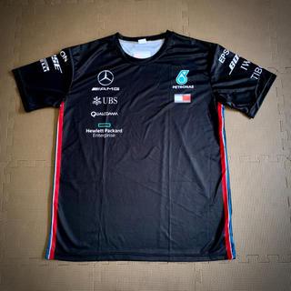 AMG Petronas  ペトロナス メルセデス ドライTシャツ 新品 未使用(Tシャツ/カットソー(半袖/袖なし))
