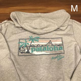 パタゴニア(patagonia)のパタゴニア pataloha パーカー グレー M(パーカー)