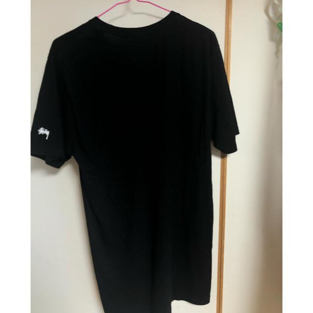STUSSY(ステューシー)のステューシー stussy レアTシャツ 黒 メンズのトップス(Tシャツ/カットソー(半袖/袖なし))の商品写真