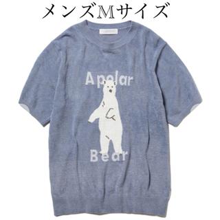 ジェラートピケ(gelato pique)の新品❤︎ジェラピケ ❤︎シロクマフェア❤︎プルオーバー(Tシャツ/カットソー(半袖/袖なし))