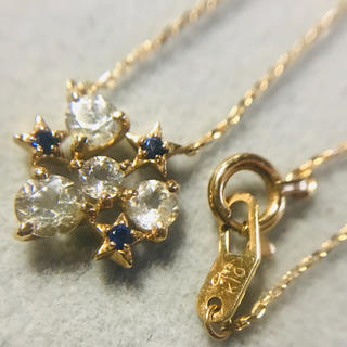 STAR JEWELRY - star jewelry♡k10♡ネックレス♡