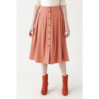 JILLSTUART - 【新品】JILLSTUART レナフロントボタンスカート