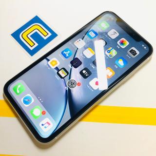 iPhone - 2-5131 中古品! SIM FREE iPhone XR 128GB