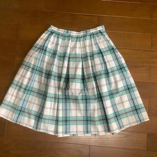 エフデ(ef-de)のスカート (ひざ丈スカート)