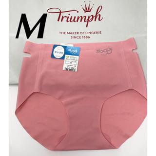 Triumph - ◎M◎《スロギー》ショーツ ZEROfeel 吸収速乾 ピンク 桃色
