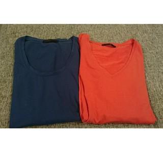 マウジー(moussy)のMOUSSY ロングTシャツ  サイズ1(Tシャツ(長袖/七分))