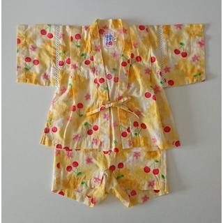 ミキハウス(mikihouse)のミキハウス 浴衣 レトロ(甚平/浴衣)